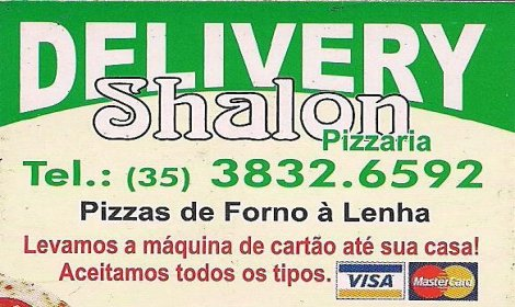 Delivery Shalom Pizzaria