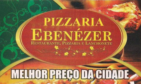 Pizzaria Ebenézer